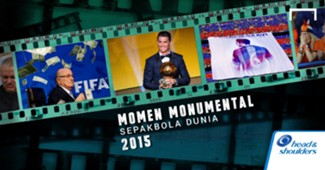 H&S - Momen Monumental Sepakbola Dunia 2015