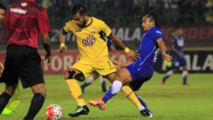 Hariono - Persib Bandung & Zulham Zamrun - Mitra Kukar