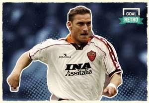 Goal Retro - Totti 98