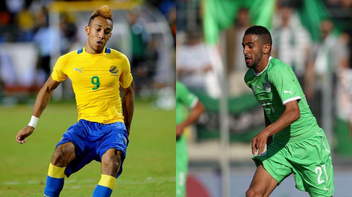 Aubameyang, Mahrez & Bintang Piala Afrika 2017 Yang Pulang Dini
