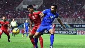 Fachruddin Aryanto Indonesia - Thailand Terasil Dangda