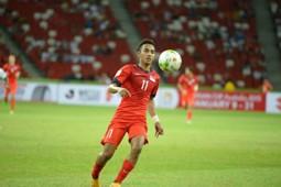 Faris Ramli - Singapore U-23
