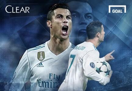 Clear Cristiano Ronaldo Lawan Spurs