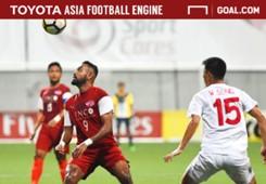 Toyoya - Home United vs April 25