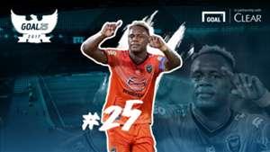 Goal25 25 Victor Igbonefo