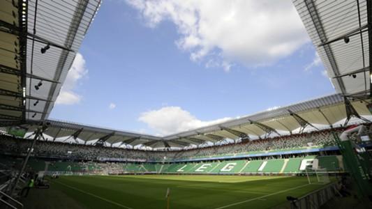 Legia Warsaw Polish Army Stadium 21082011