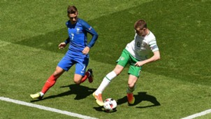 Antoine Griezmann France James McCarthy Republic of Ireland 26062016