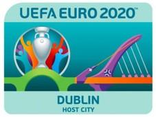 Euro 2020 Dublin logo