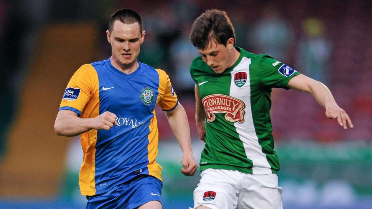 Michael Barker Bray Wanderers John Kavanagh Cork City 12062015