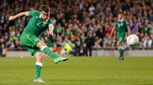 Seamus Coleman Republic of Ireland 07092015