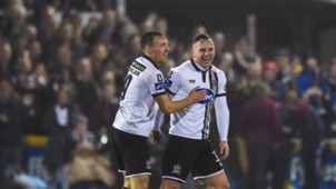 Paddy Barrett David McMillan Dundalk 28102016