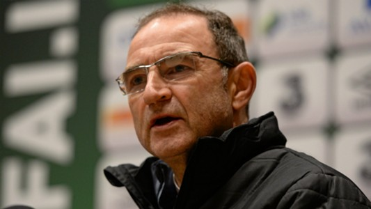 Martin O'Neill Republic of Ireland 091115