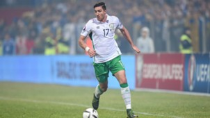 Stephen Ward Republic of Ireland Bosnia and Herzegovina 13112015