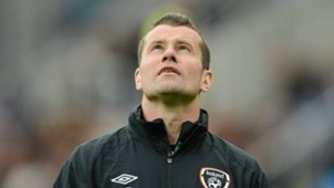 Shay Given Republic of Ireland 05062012