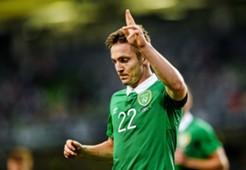 Kevin Doyle Republic of Ireland Oman 20140903