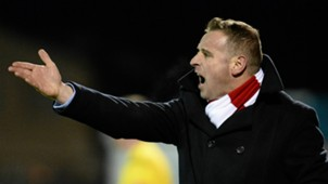 Dave Robertson Sligo Rovers 05032016