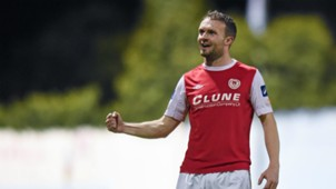 Conan Byrne St Patrick's Athletic 20141010