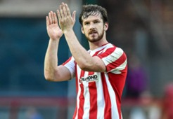 Ryan McBride Derry City 20140703