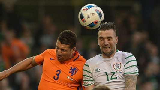 Jeffrey Bruma Netherlands Shane Duffy Republic of Ireland 27052016