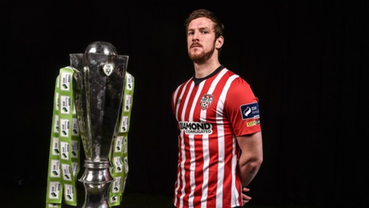 Ryan McBride Derry City 270214