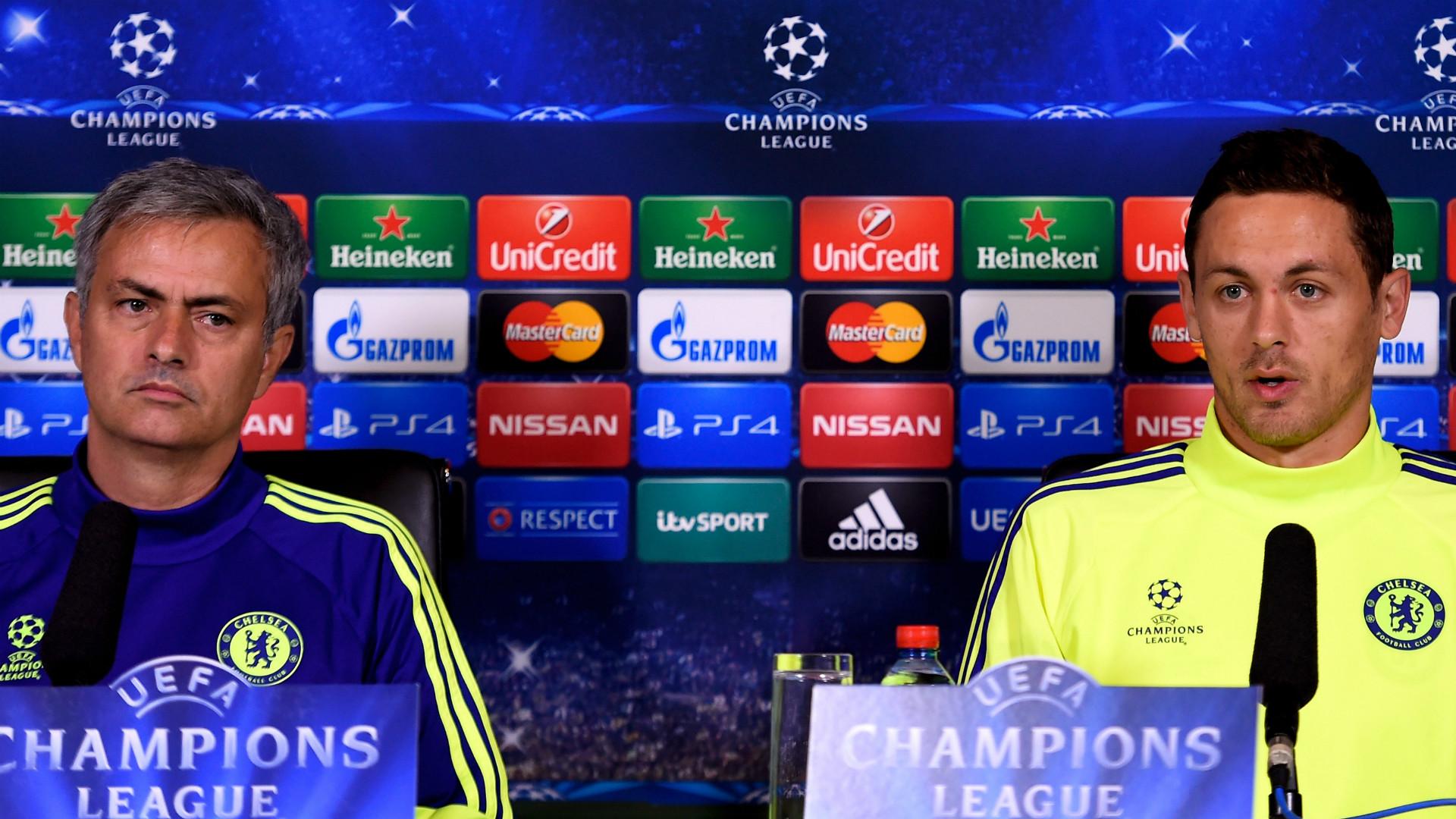 Jose Mourinho, Nemanja Matic
