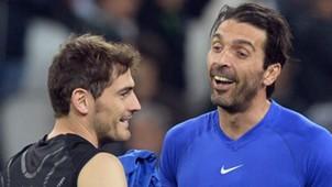 Gianluigi Buffon, Iker Casillas