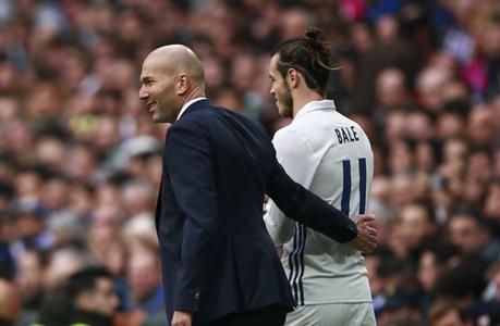 """►Zidane: """"Gareth Bale chegará a sua melhor versão"""""""