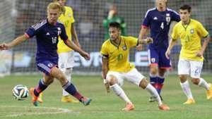 Japan Brazil Friendly 10142014 JPOK