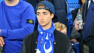 Jose Jr, the son of Jose Mourinho