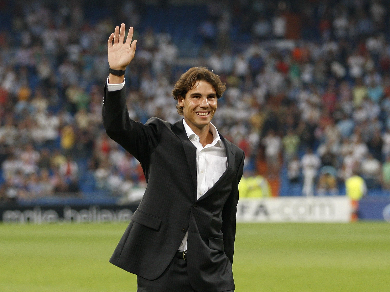 Rafael Nadal real madrid 2010-2011