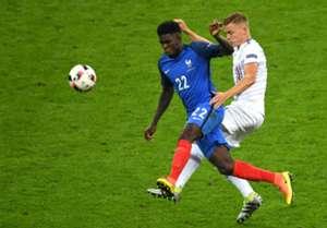 Samuel Umtiti France Iceland Euro 2016 07032016