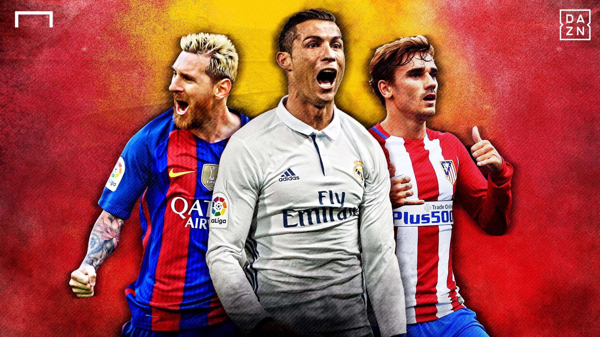 La Liga Meister