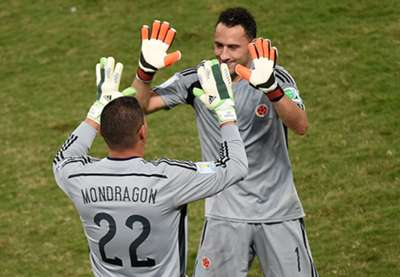Mondragon Colombia Japan World Cup 24062014