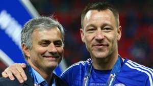 Jose Mourinho, John Terry, Chelsea