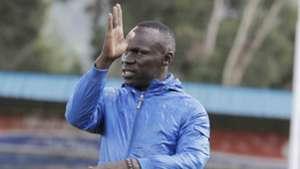 Sofapaka coach John Baraza