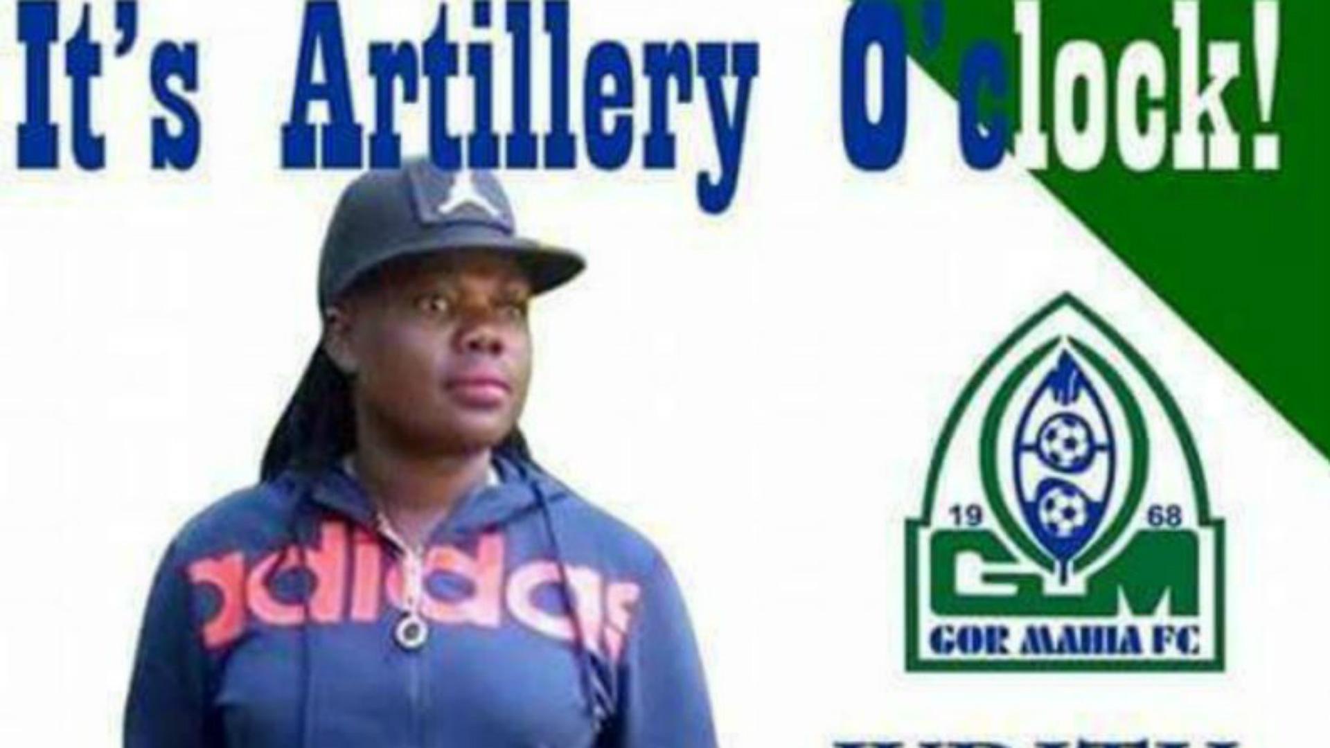 ORGANIZING SECRETARY: Judith 'Nyangi' Anyango - 575 (Winner)