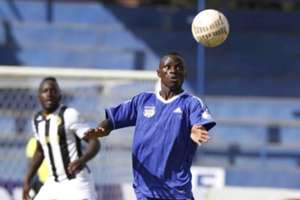 Nairobi City Stars striker Jimmy Bageya