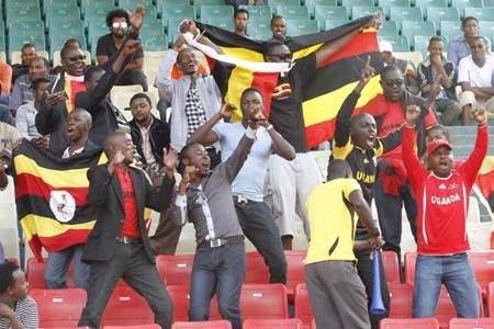 Uganda Cranes came into the final as favorites considering their ever rising form since losing to Kenya in opener