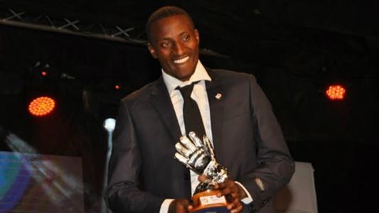 AFC Leopards goalkeeper scoop monthly award