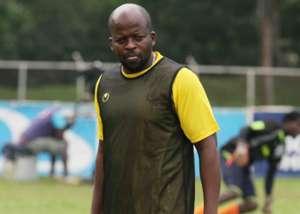 Wazito FC coach Frank Ouna