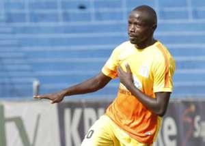Muhoroni Youth striker Moses Arita.