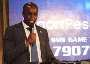 SportPesa CEO Robert Karauri lauded the new partnership with Kenyan federation