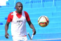 Dennis Oliech was recalled alongside Macdonald Mariga