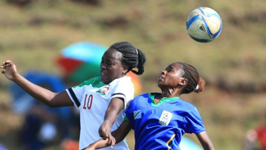 Harambee Starlets went into the final as favourites having won all their matches from Group stage