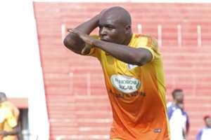 Muhoroni Youth striker Wyciliffe Ochomo