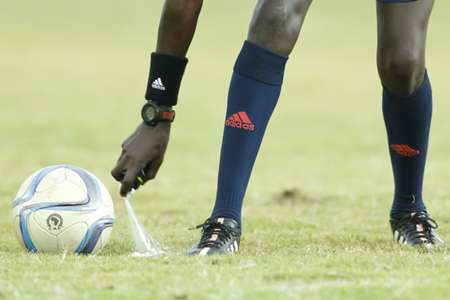 Kenyan referees have failed test conducted in Nairobi on Monday