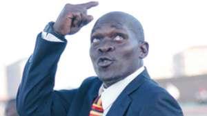 Tusker coach George Nsimbe