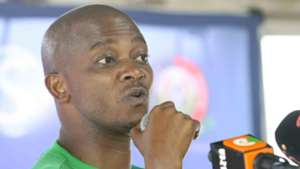FKF President Nick Mwendwa was at hand to asssure the team of their support as they head to Cameroon