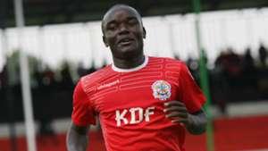 Ulinzi Stars striker Mark Makwatta