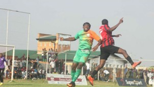 David Owino Calabar of Zesco United